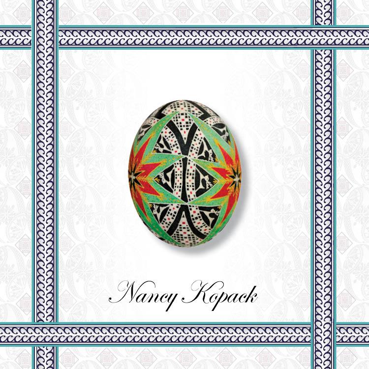 Spiritual Practice - Ukrainian Easter Eggs