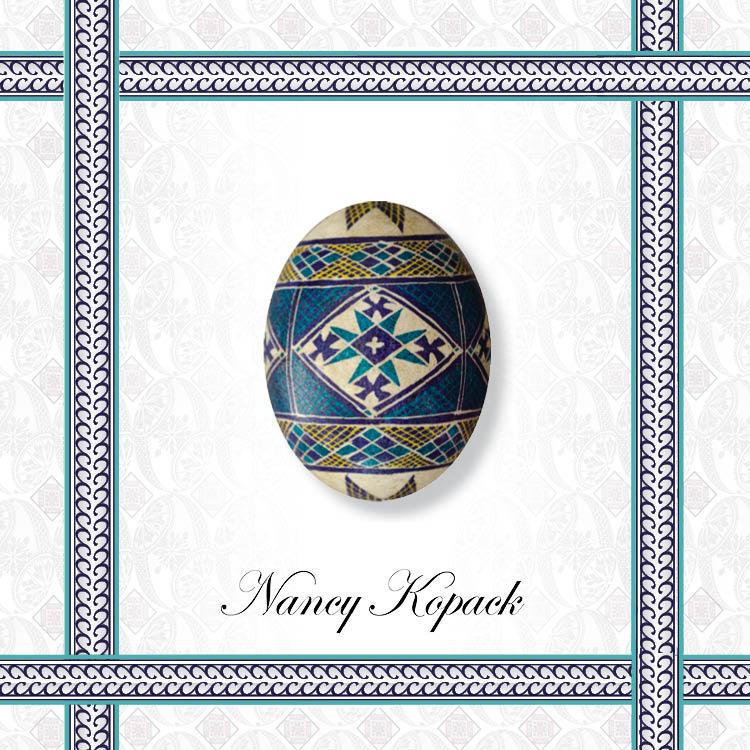 How to Make Ukrainian Easter Eggs - Pysanky