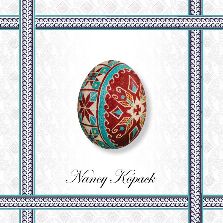 Spiritual Practice - Ukrainian Easter Eggs - Pysanky