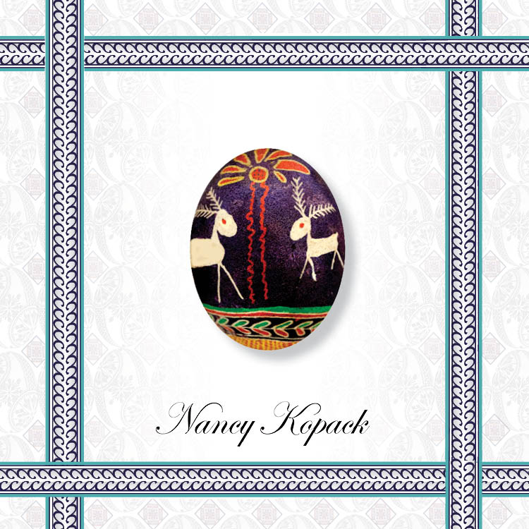 Information About Ukrainian Easter Eggs - Pysanky