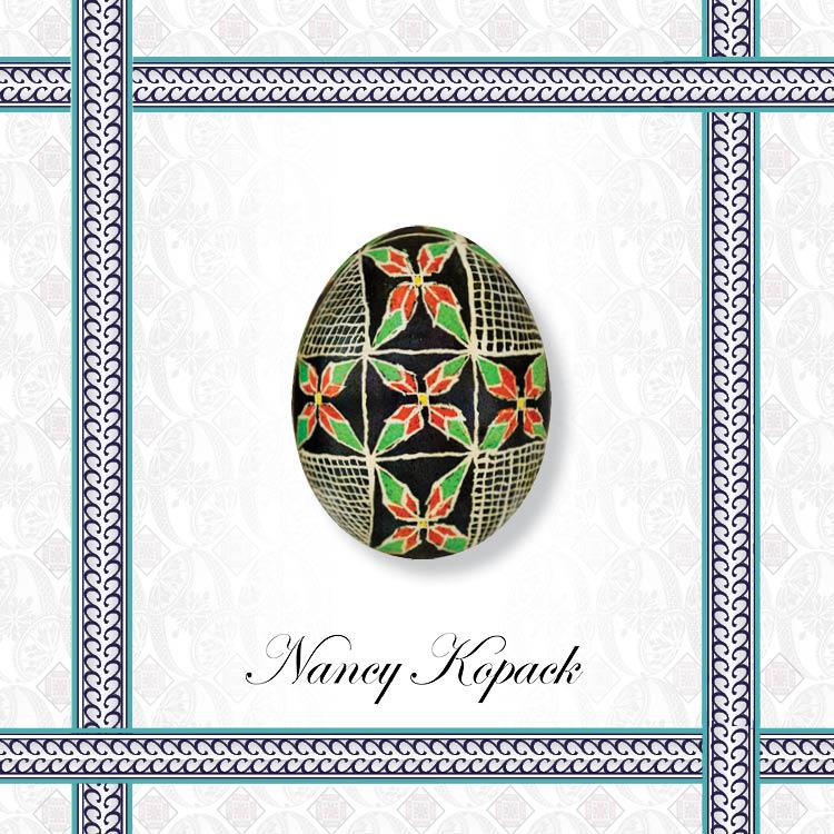 Affirmations - Ukrainian Easter Eggs