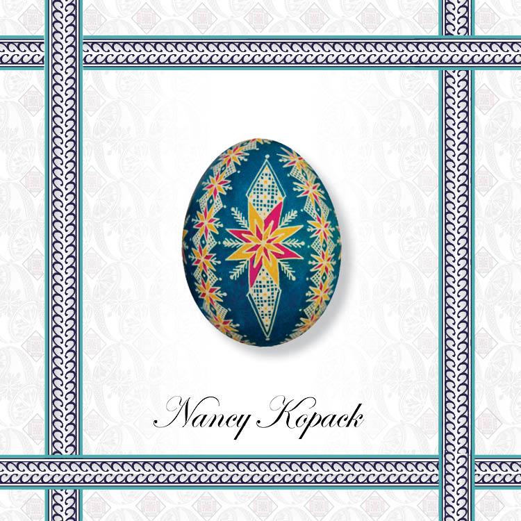 Affirmations - Ukrainian Easter Eggs - Pysanky