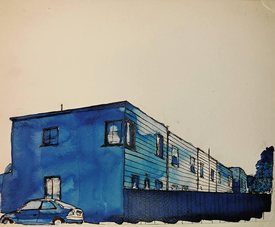 Blue Ortega
