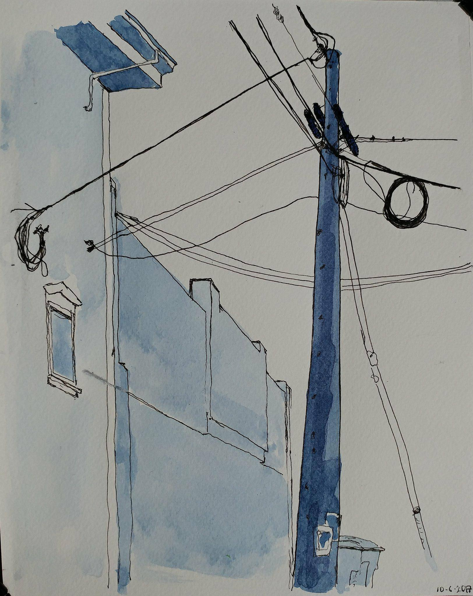 Noriega Blue
