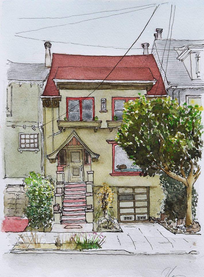 11th Ave., San Francisco