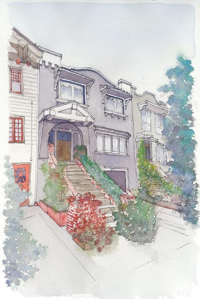37th Avenue, San Francisco