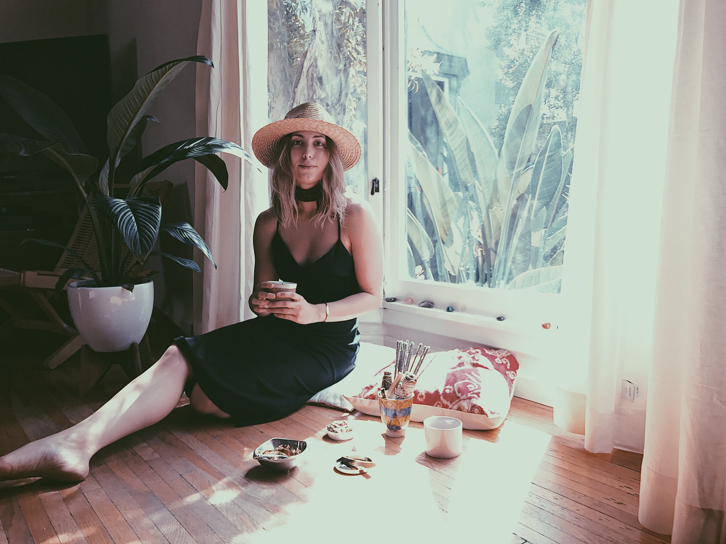Meet Amanda Chase of ōSHen Creative and Coconut Yoga of West Hollywood - Voyage LA