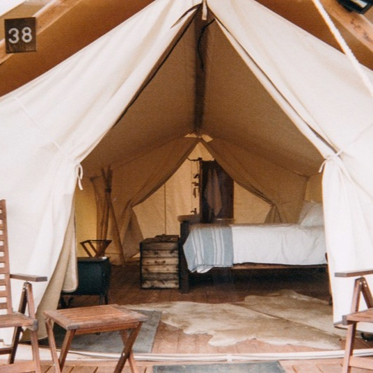 Falling Asleep Beneath The Stars, Glamping In Zion National Park - Elsewhere Magazine