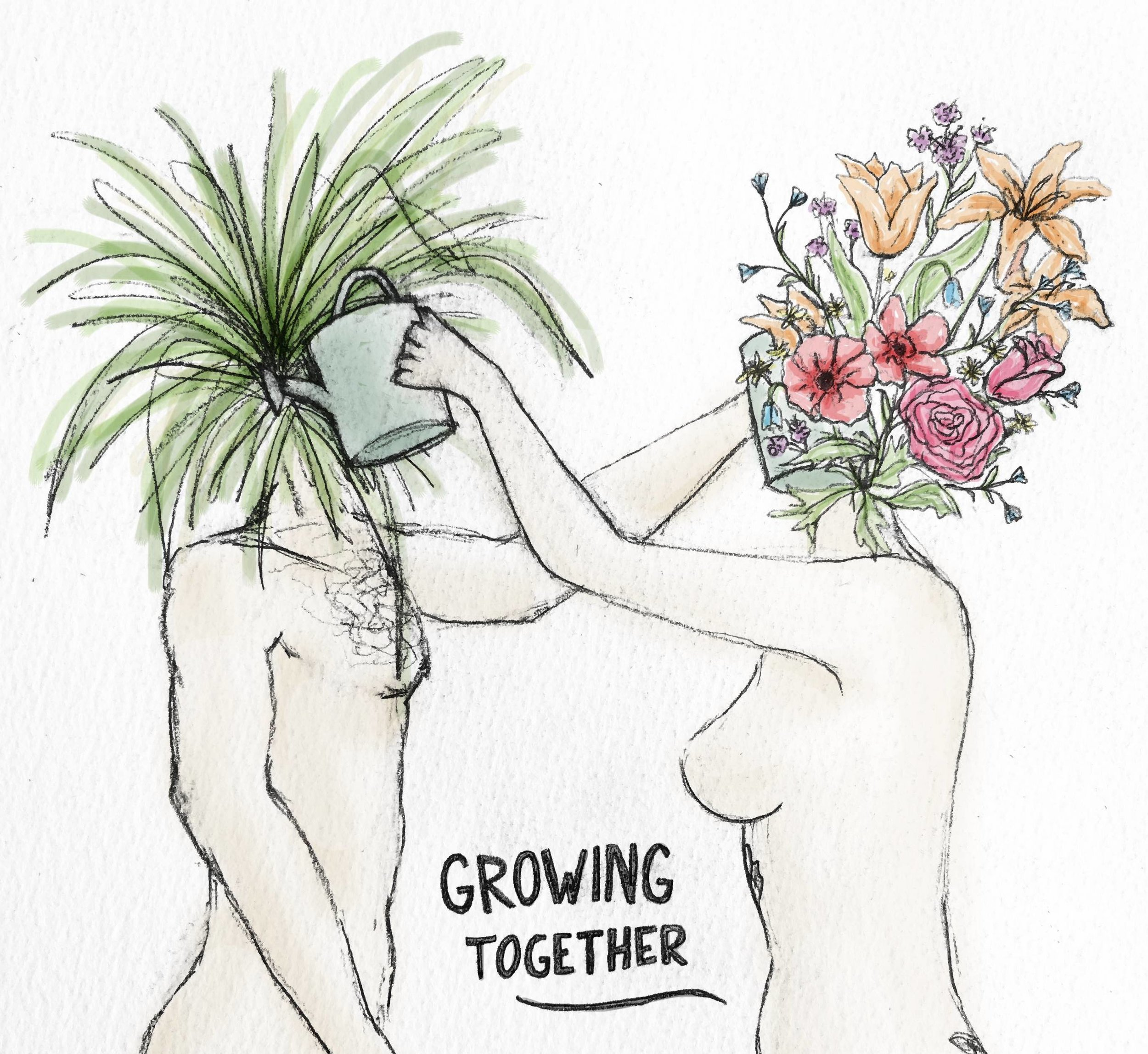 Grow Together - Develop and share the only habit you'll ever need. Get started in 15 minutes.