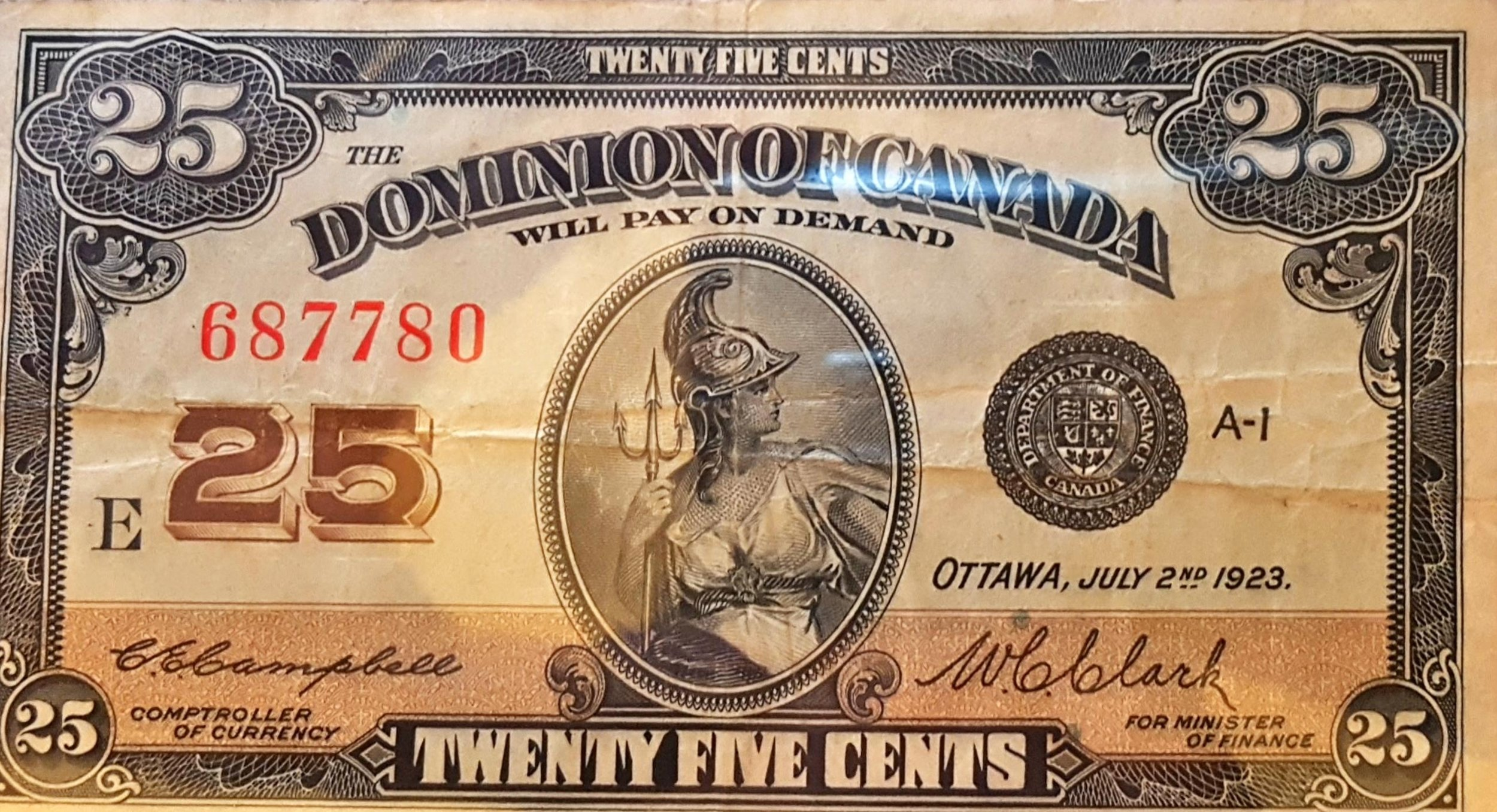 Canadian Currency -