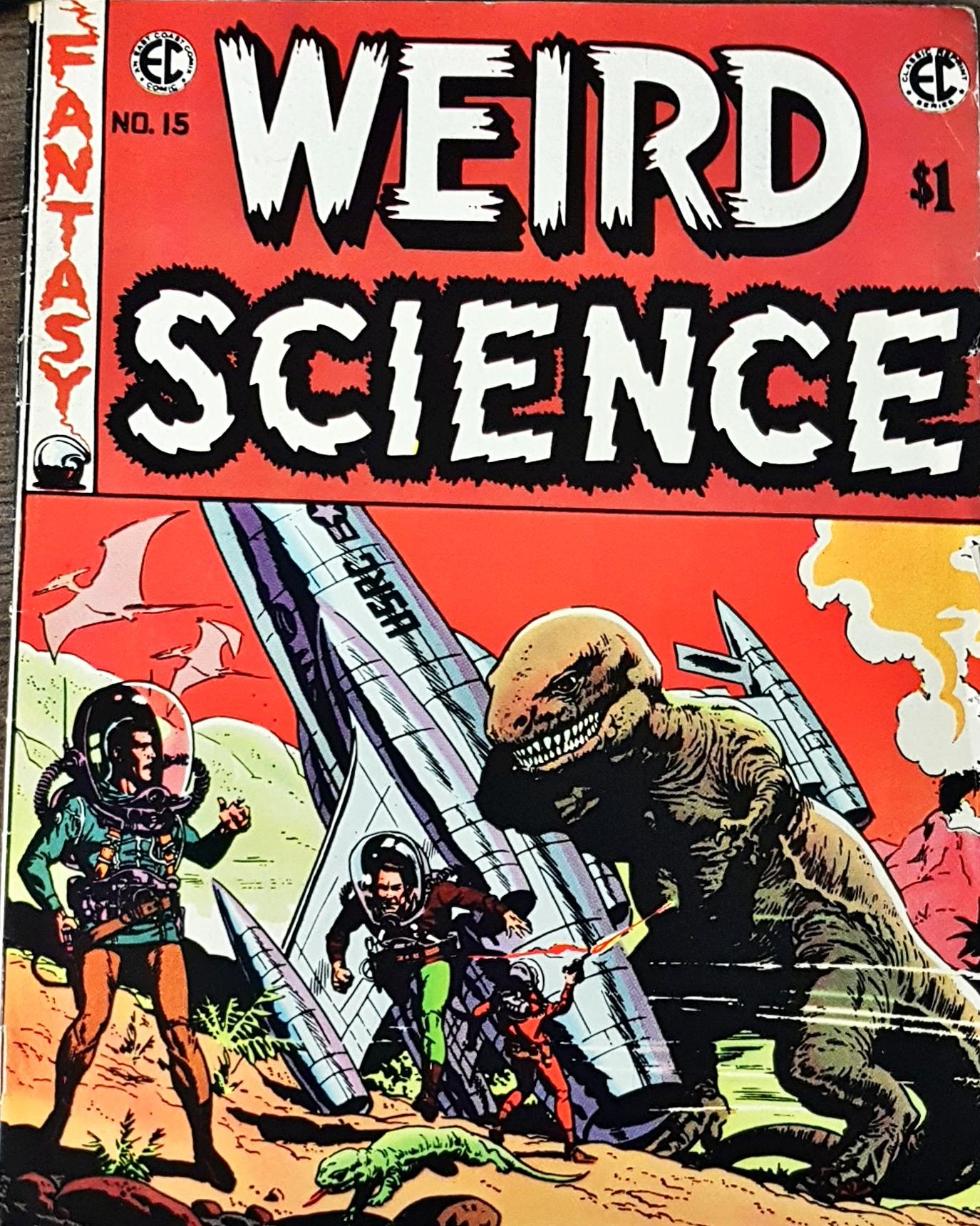 Comic Books -