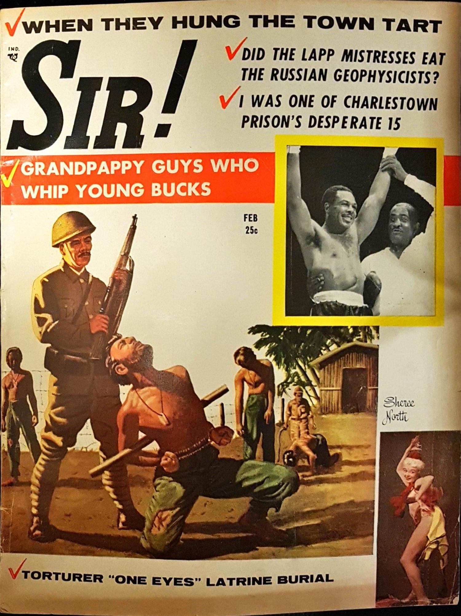 Mens Magazines -