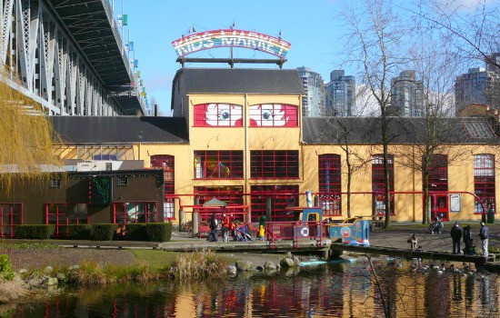 The colorful Kids Market. Source:  Tourism Vancouver