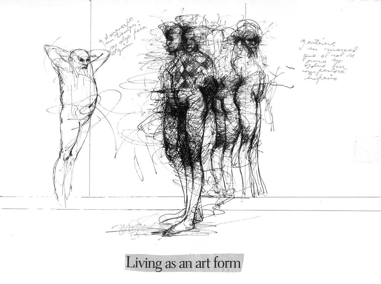 Living as an Art Form