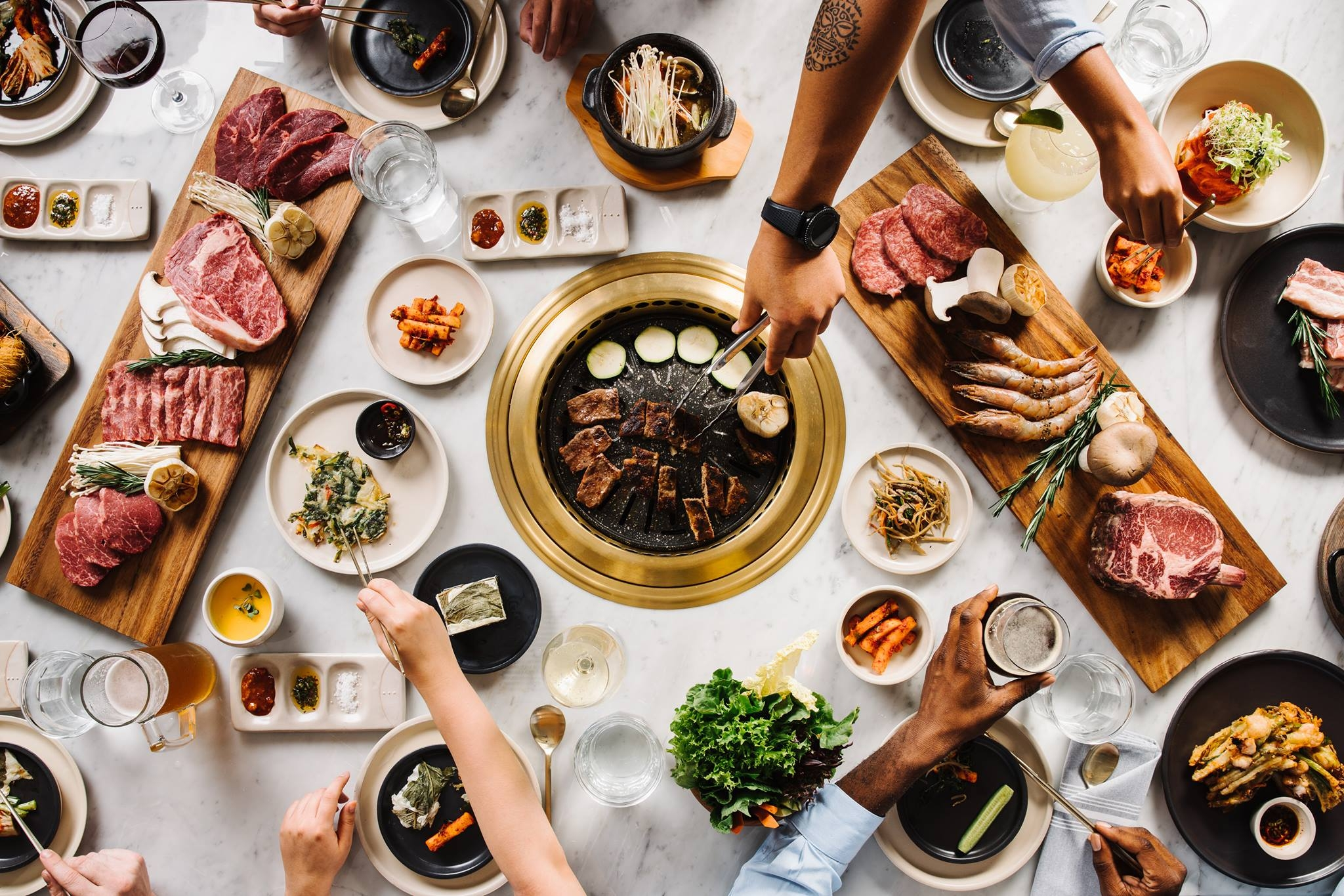 Ari Steakhouse Commission