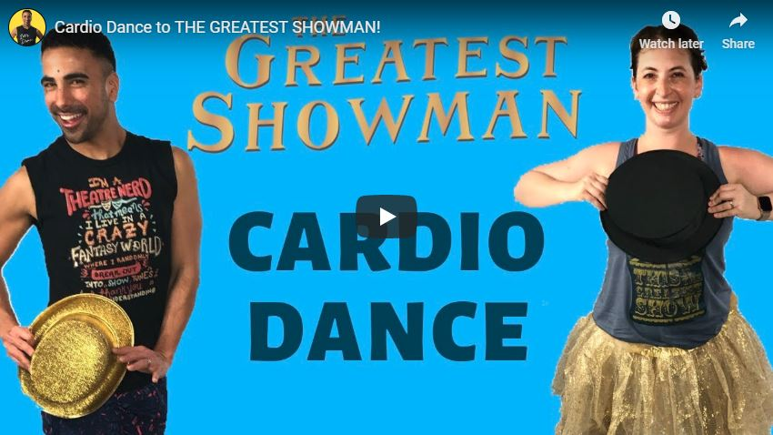 THE GREATEST SHOW -