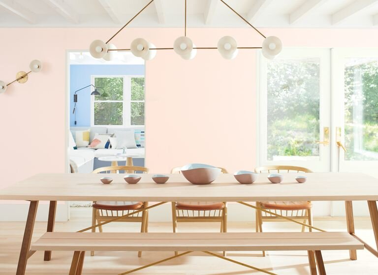 Benjamin Moore Color of the Year - First Light