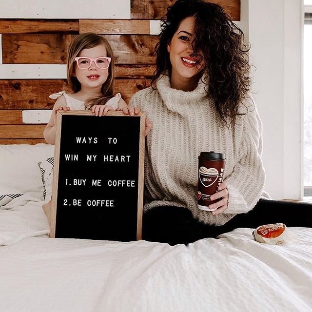 """Important to note that my favourite time of the year is when @McCafeCanada has their any size coffee for $1 promotion going on. My most sent text within that time frame is """"do you want a coffee?"""" and I come through looking like the real MVP with all the coffee for anyone and everyone. The other day I paired my coffee with a classic Egg McMuffin, not to mention it was at 3PM - with their all day breakfast selections you really can't go wrong. Until April 28th in Atlantic Canada take advantage of this deal, trust me, you want to. ☕️ #TeamMcDs #sponsored #McDCanada"""