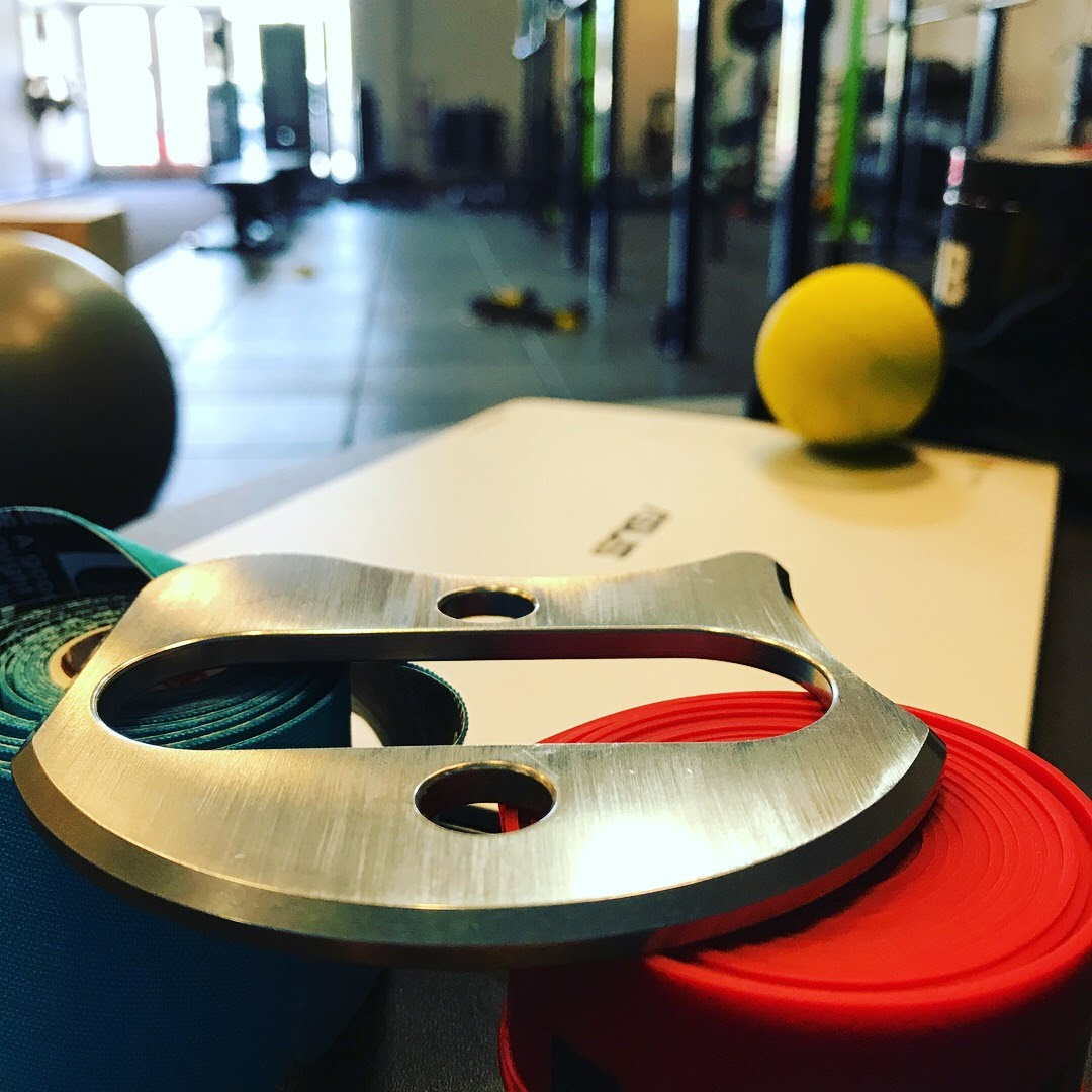 Some of the tools we use to treat our athletes in Franklin, TN using direct access physical therapy.