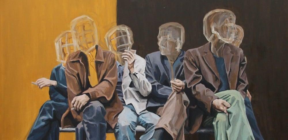 Ian Matchett, The Bench Sitters (2012)