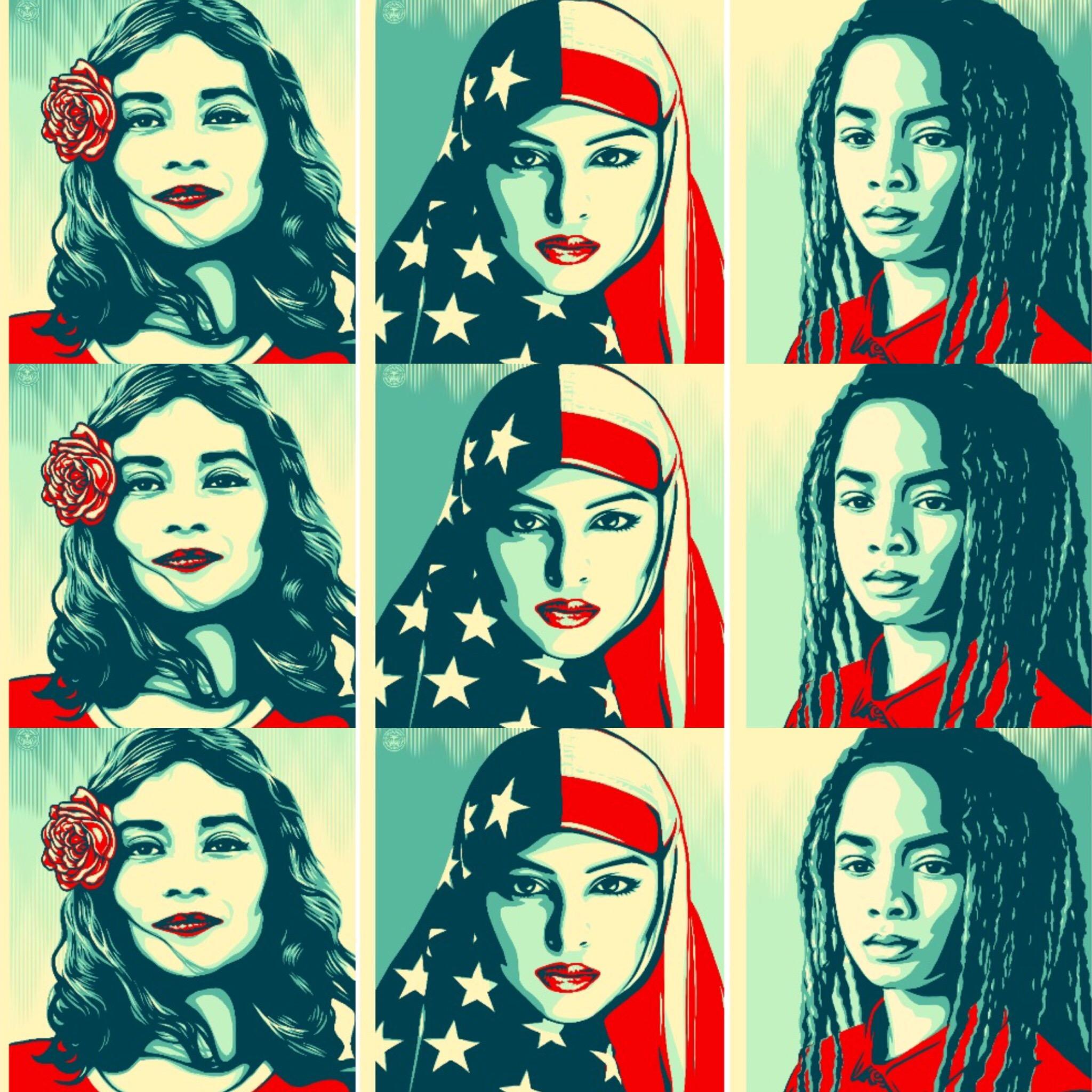 We the People/Shepard Fairey