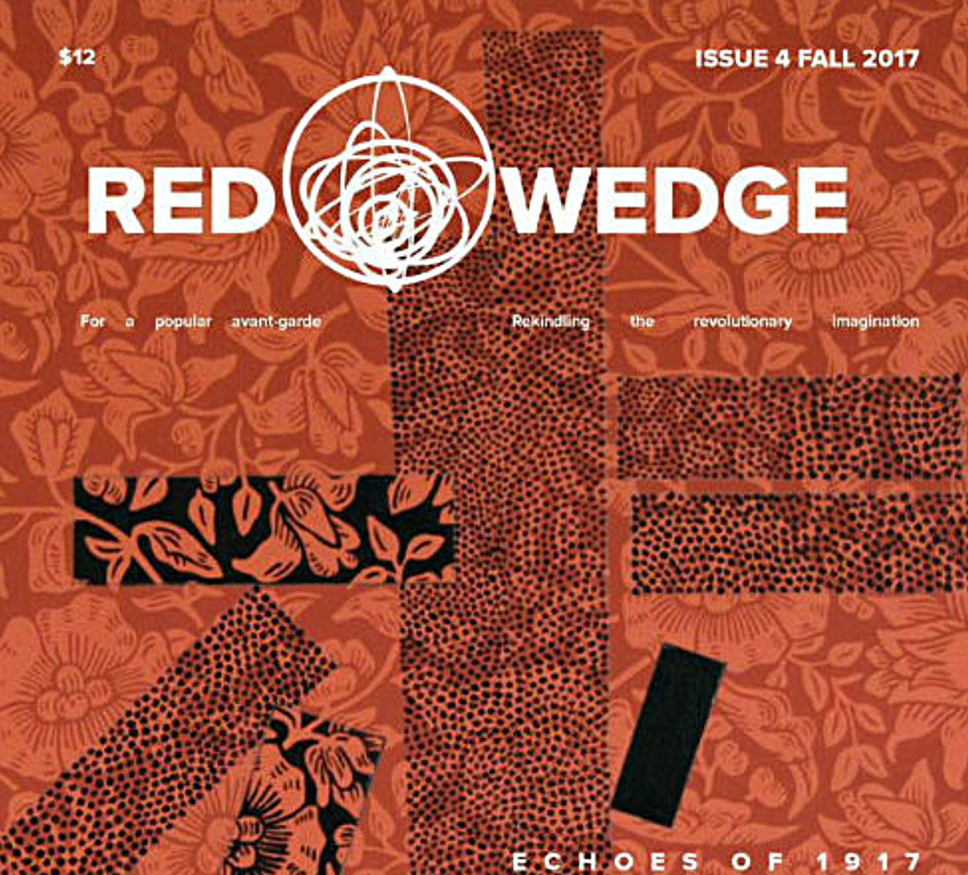 Red Wedge   is a website and publication dedicated to rekindling the revolutionary imagination. Unapologetically socialist in our outlook, we believe that art, literature, music, performance, and human creativity are essential to the project of imagining and building a fundamentally different world.   crystal stella becerril  has been part of the   Red Wedge  Magazine  editorial collective since 2013 and is currently the magazine's poetry editor.