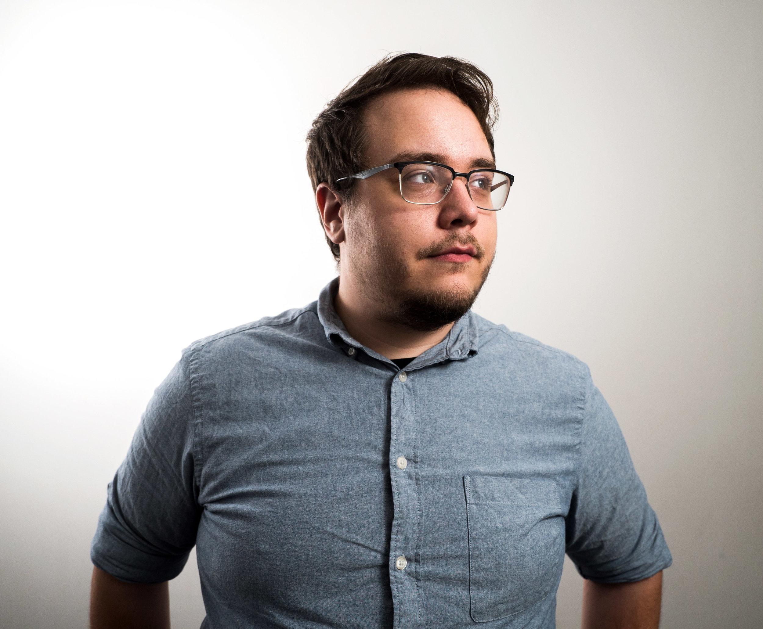 Derick Lingerfelt - Videographer at Elevate Media