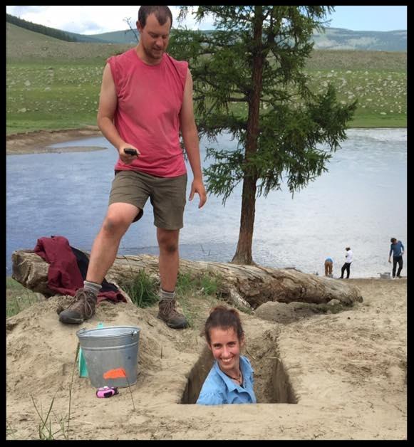 StudentAlexandra Seifertovablogs about her month at Soyo -