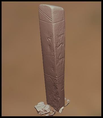 Nicholas Case uses 3D Modeling to capture Deerstones in Sketchfab -