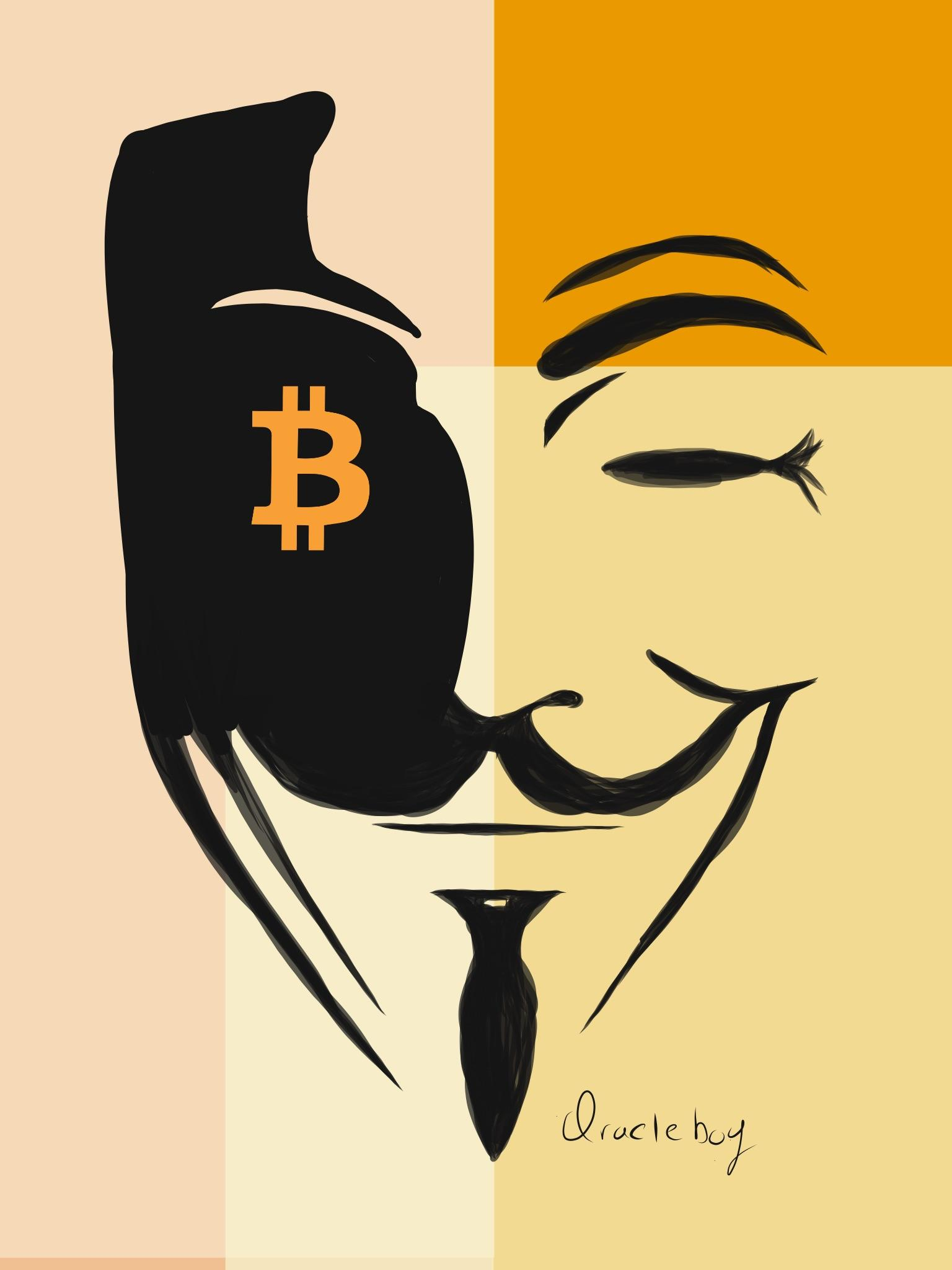 Bitcoin equals privacy by design