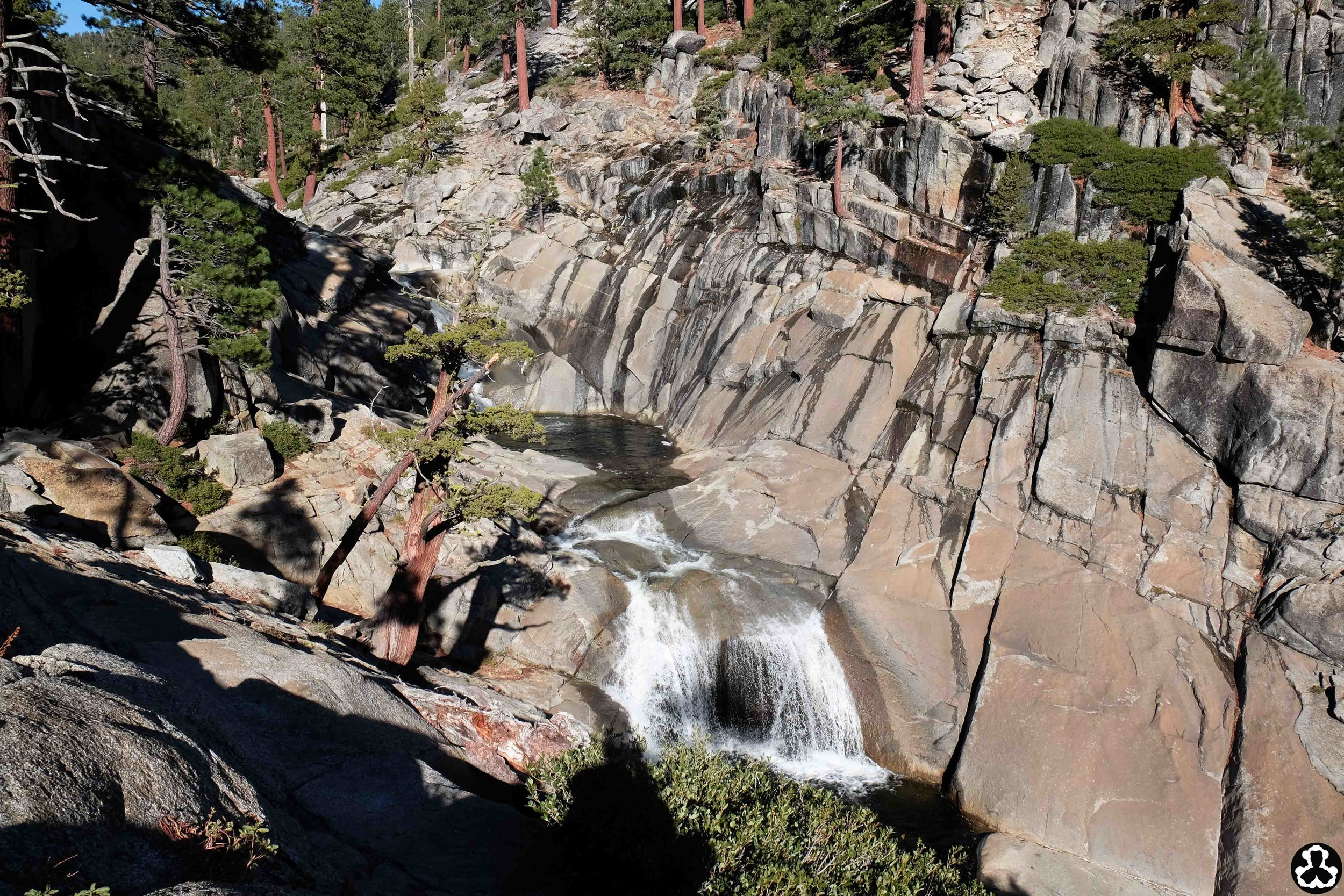 Remember Yosemite Falls? Here's a pool that feeds it!