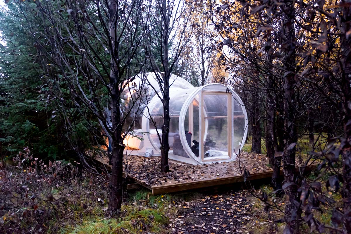 6 days in iceland golden circle buubble