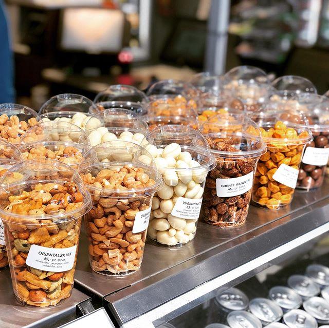 Nøtter❤️ #mellommåltid #snacks