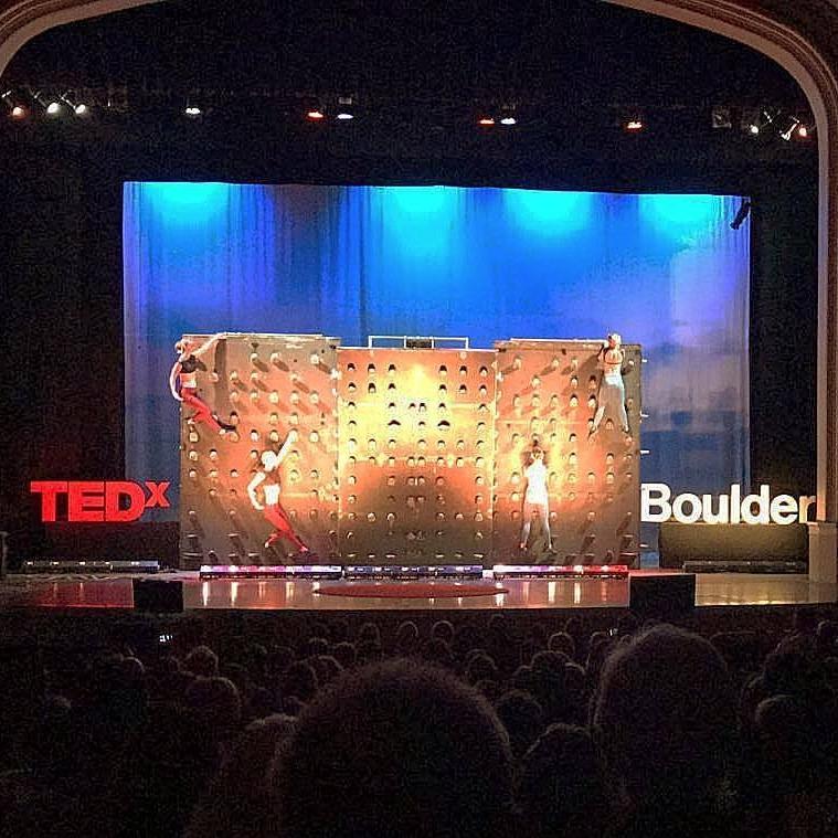 TEDx Boulder, 2017