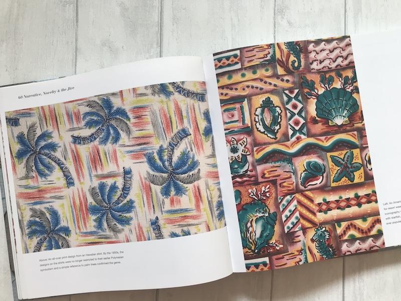 Tropical, Hawaiian-influenced designs