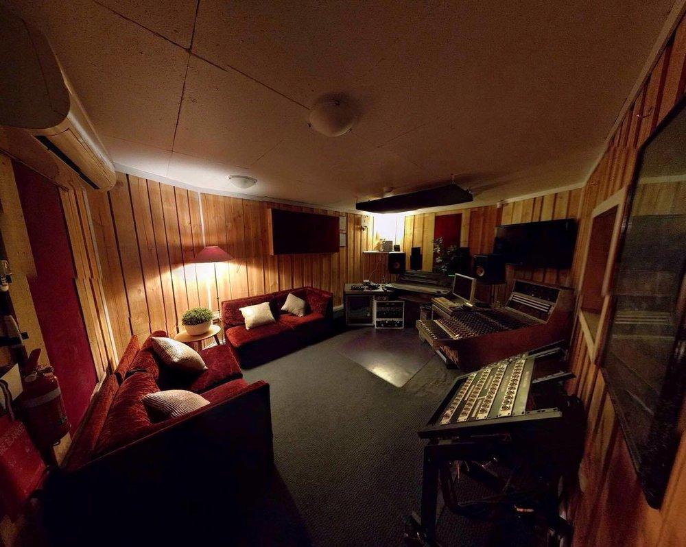 Wundenberg's Control Room