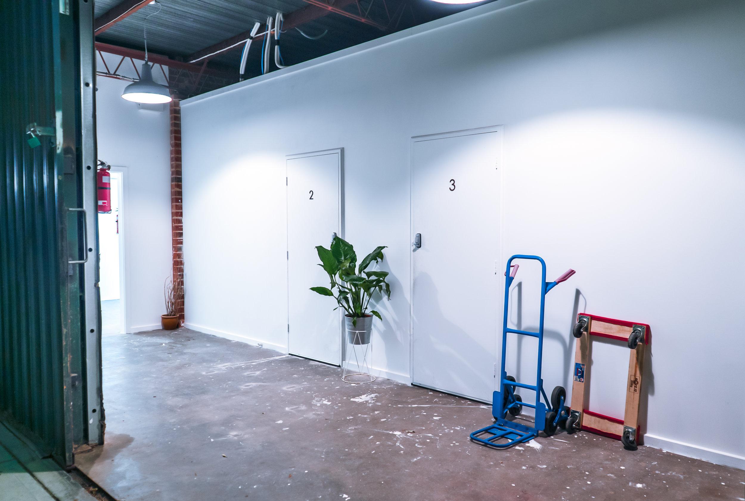 Rehearsal Room Entry Thebarton