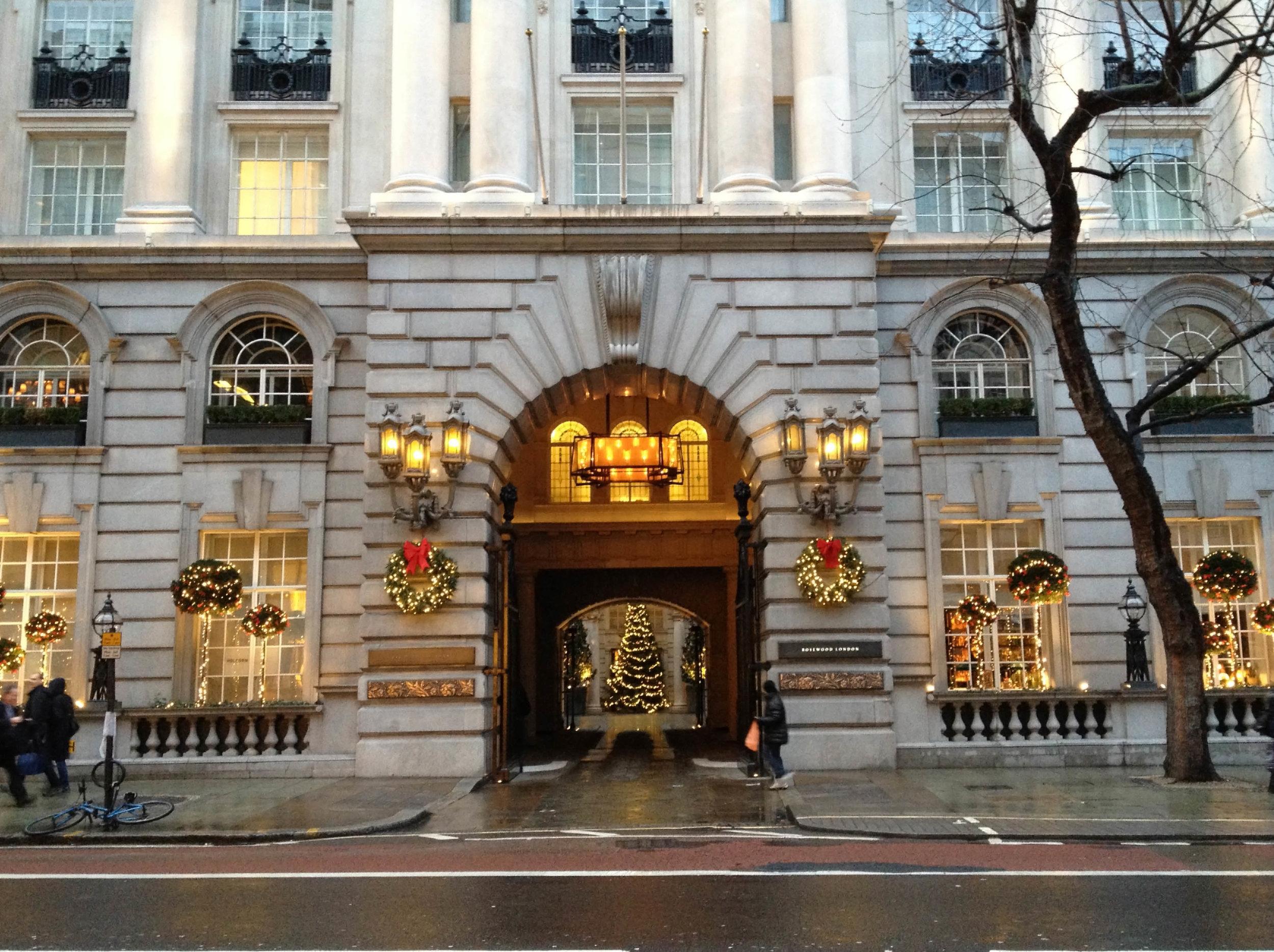 ....london rosewood hotel with the imix club chinese furniture..伦敦瑰丽酒店使用香港名堂中式家具....