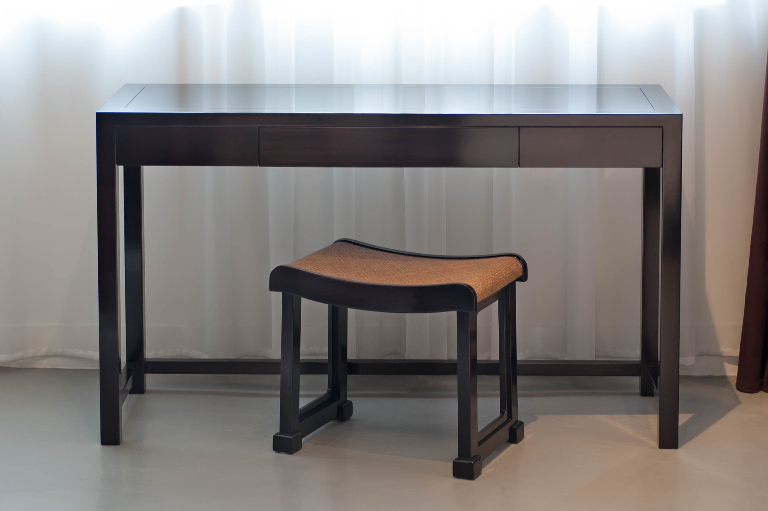 ....modern chinese style furniture | table and stool..现代中式家具 | 台与凳子....