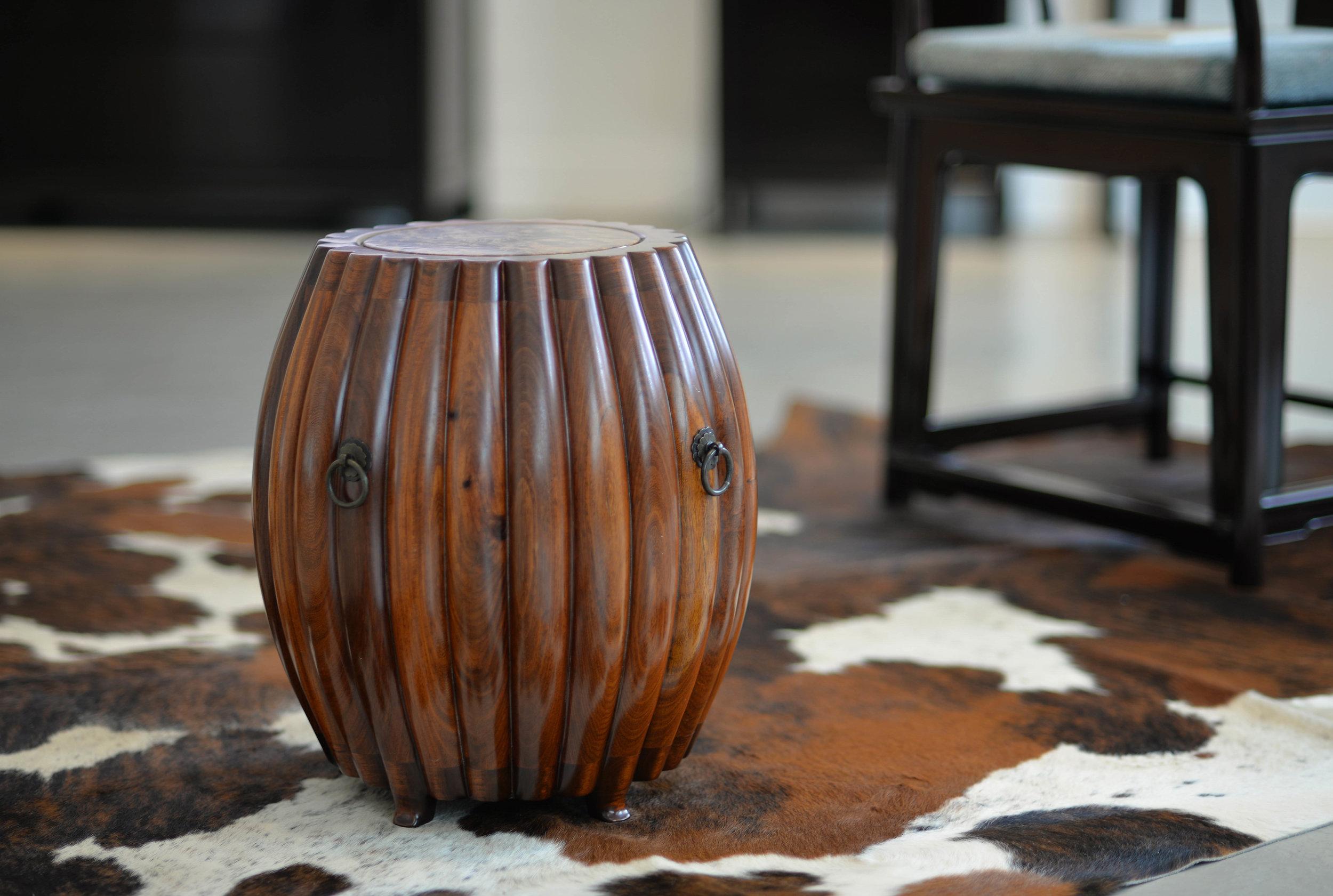 ....chinese ming style furniture | drum stool : SL 2..中式明式家具 | 鼓凳 :SL 2....