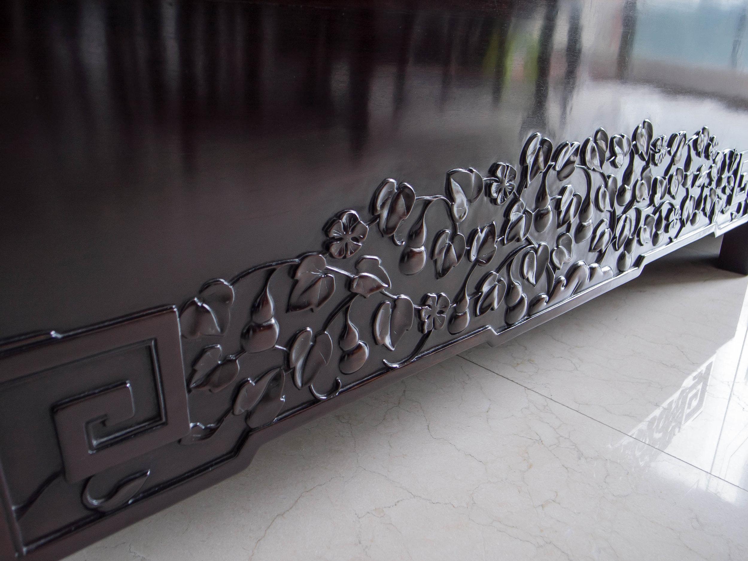 ....bespoke chinese ming style furniture : compound cabinet ..特别定制中式明式家具 : 顶箱柜....