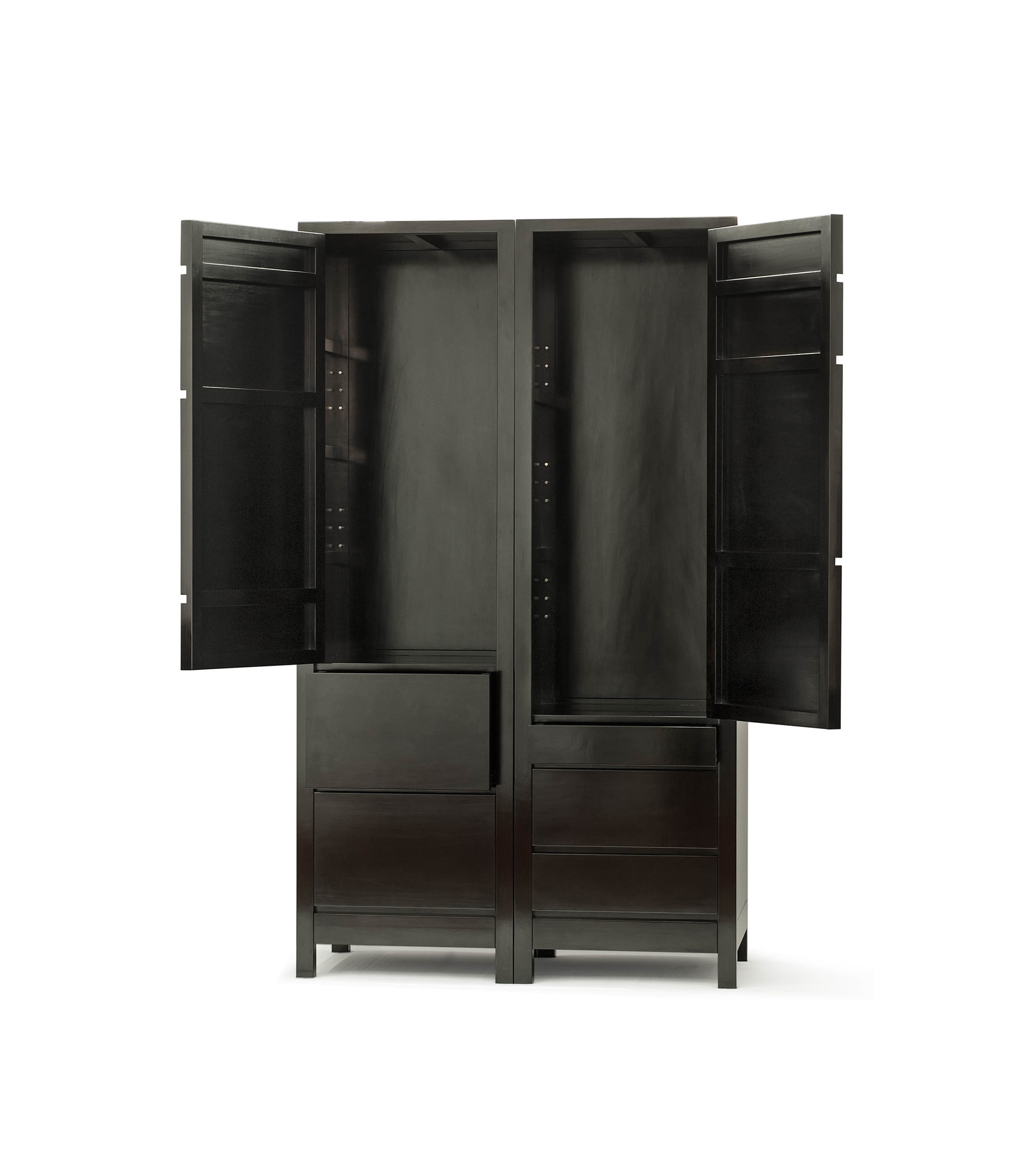 ....bespoke modern chinese furniture : filing cabinets..特别定制现代中式家具 : 文件柜....