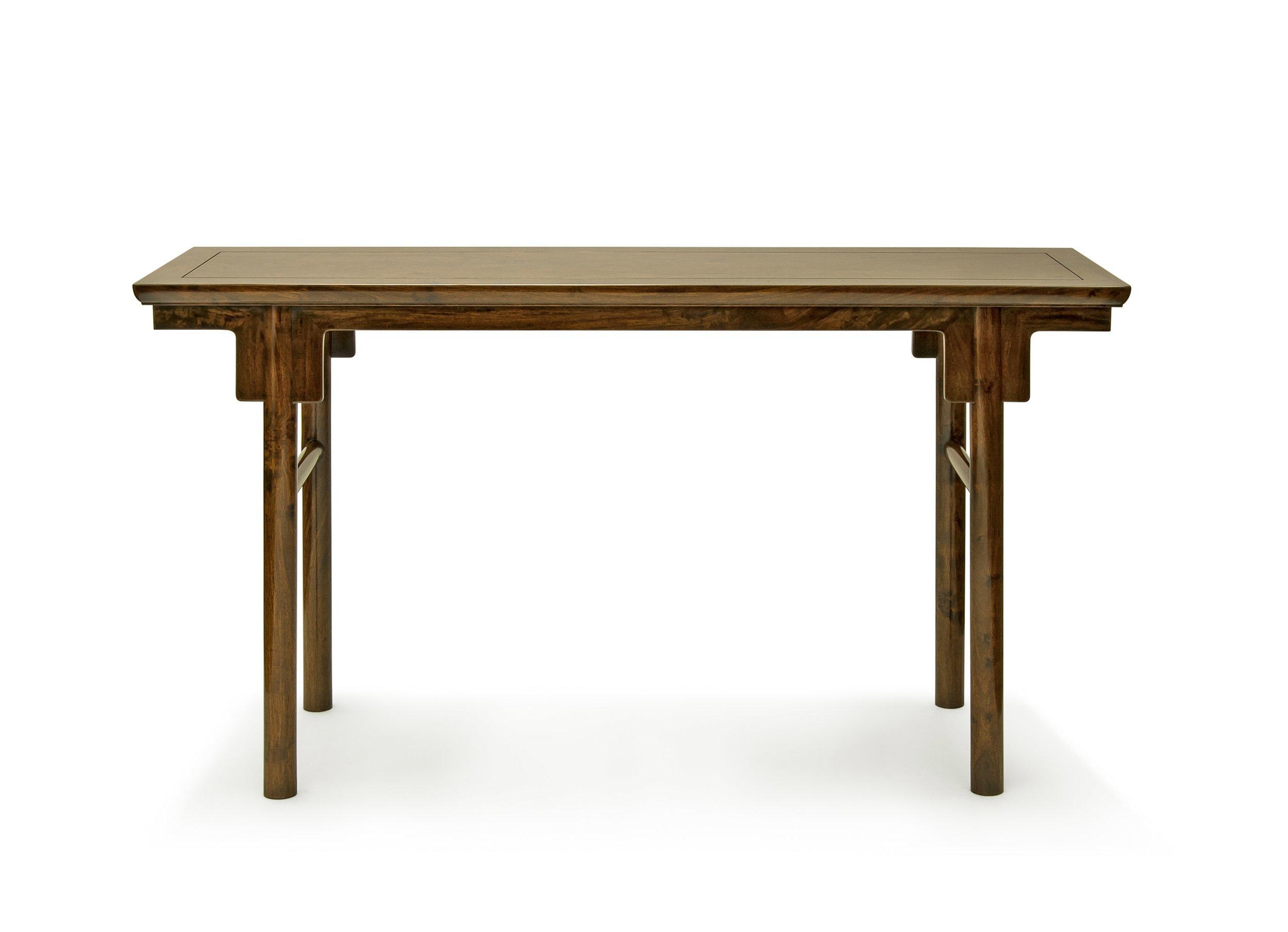 ....bespoke chinese ming style furniture : side table..特别定制中式明式家具 : 条桌....