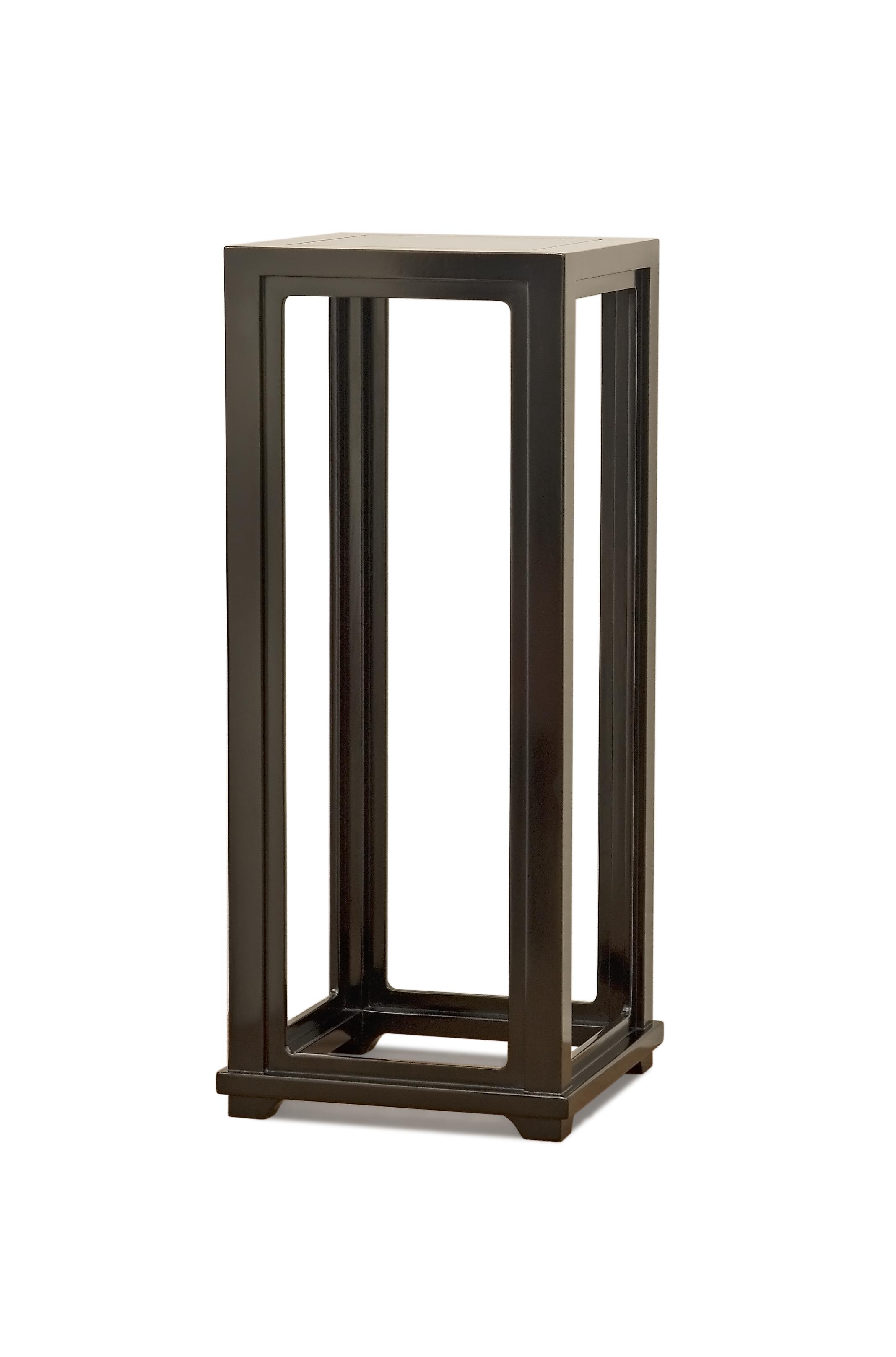 ....chinese ming style furniture : stand..中式明式家具 : 花几....