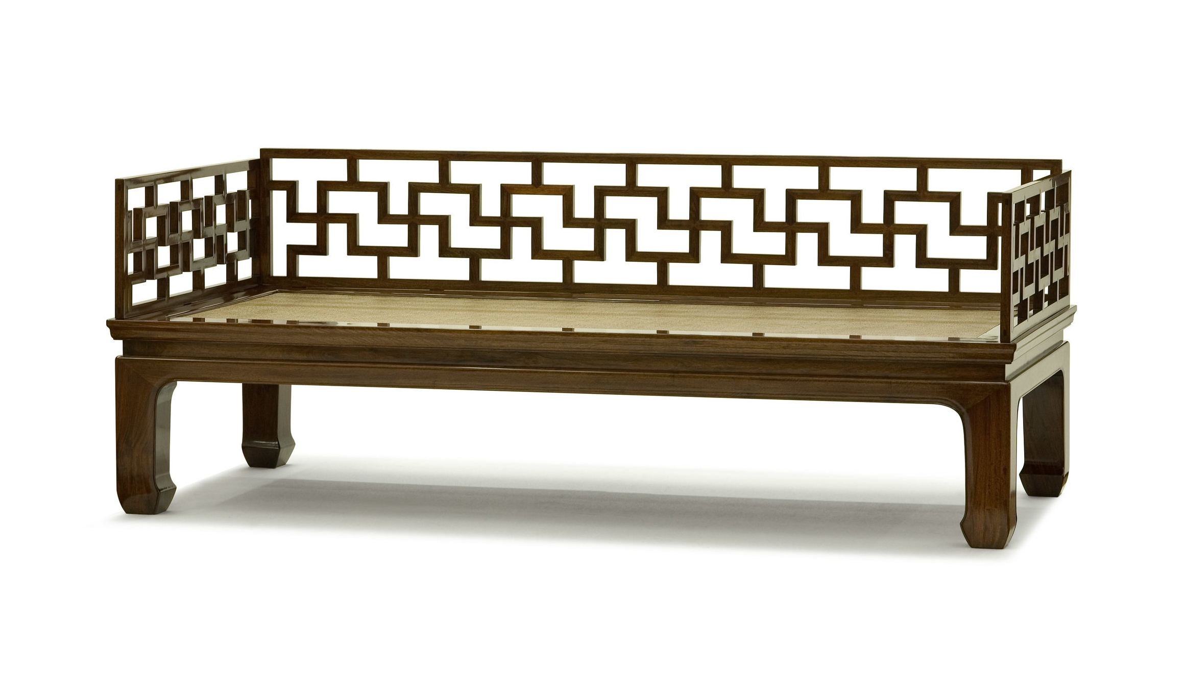 ....chinese ming style furniture : daybed ..中式明式家具 : 罗汉床....