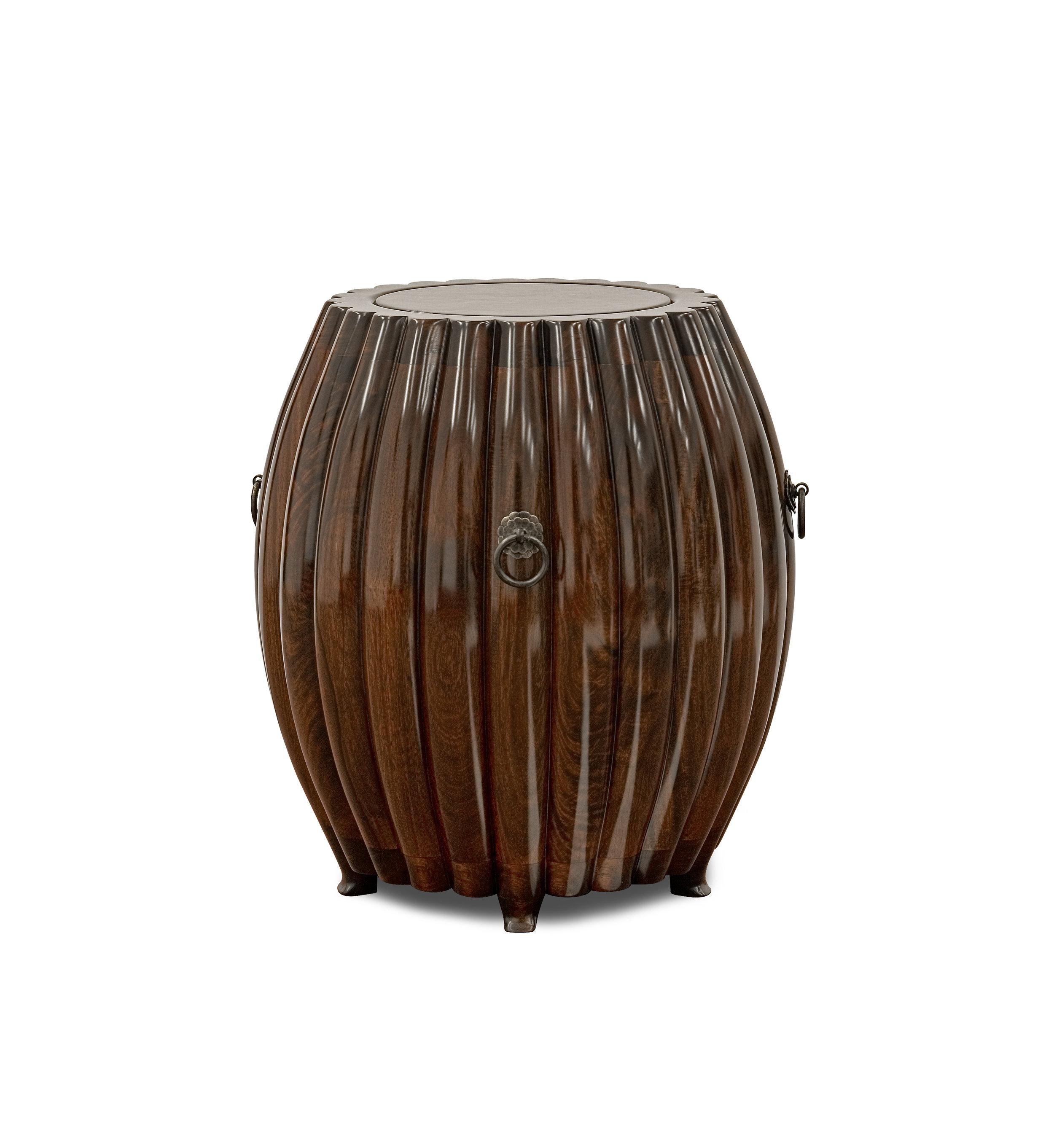 ....chinese ming style furniture : drum stool..中式明式家具 : 鼓凳....