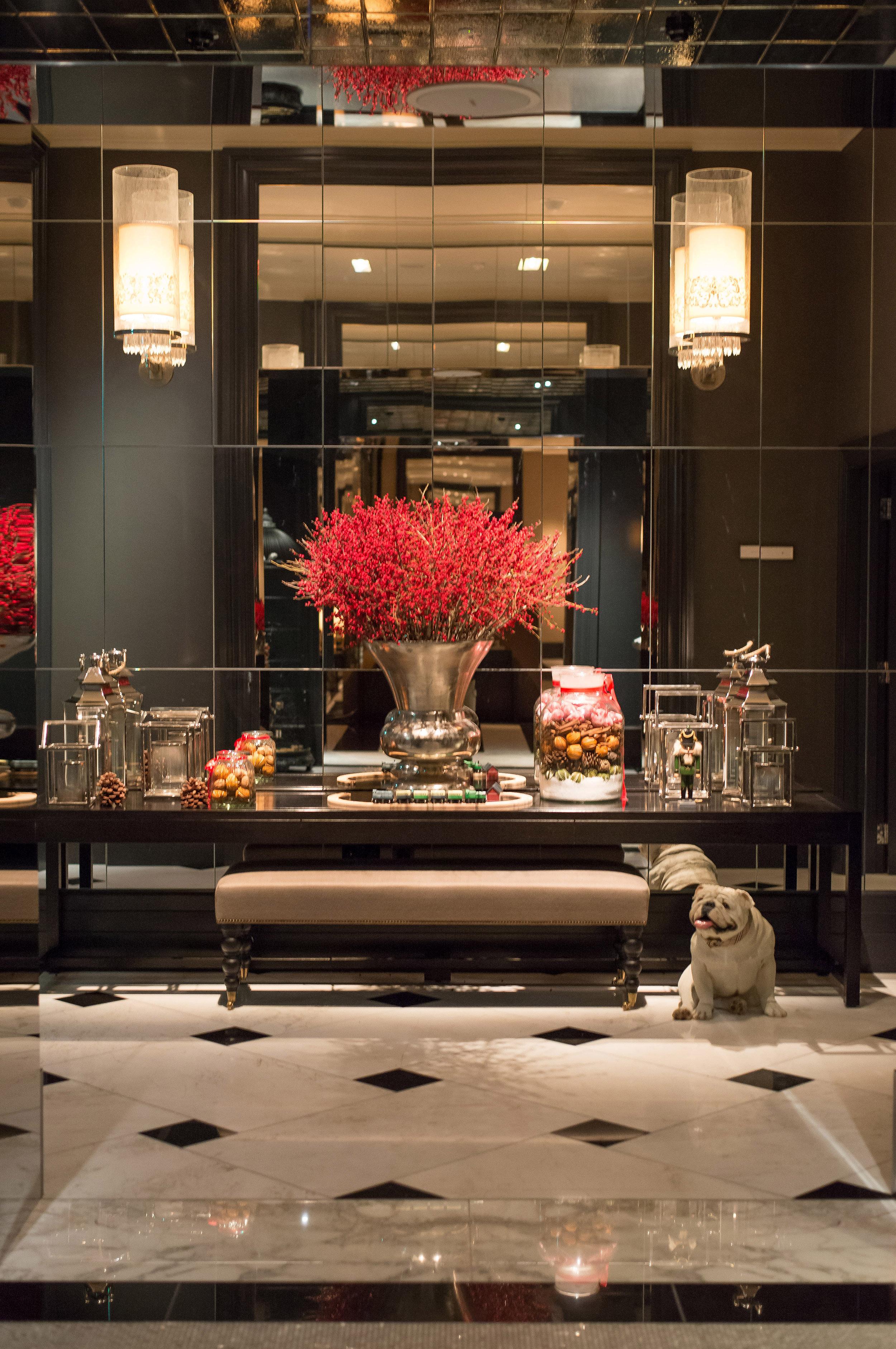 ....bespoke furniture   rosewood london : side table..特别定制家具   瑰丽伦敦酒店:条桌....