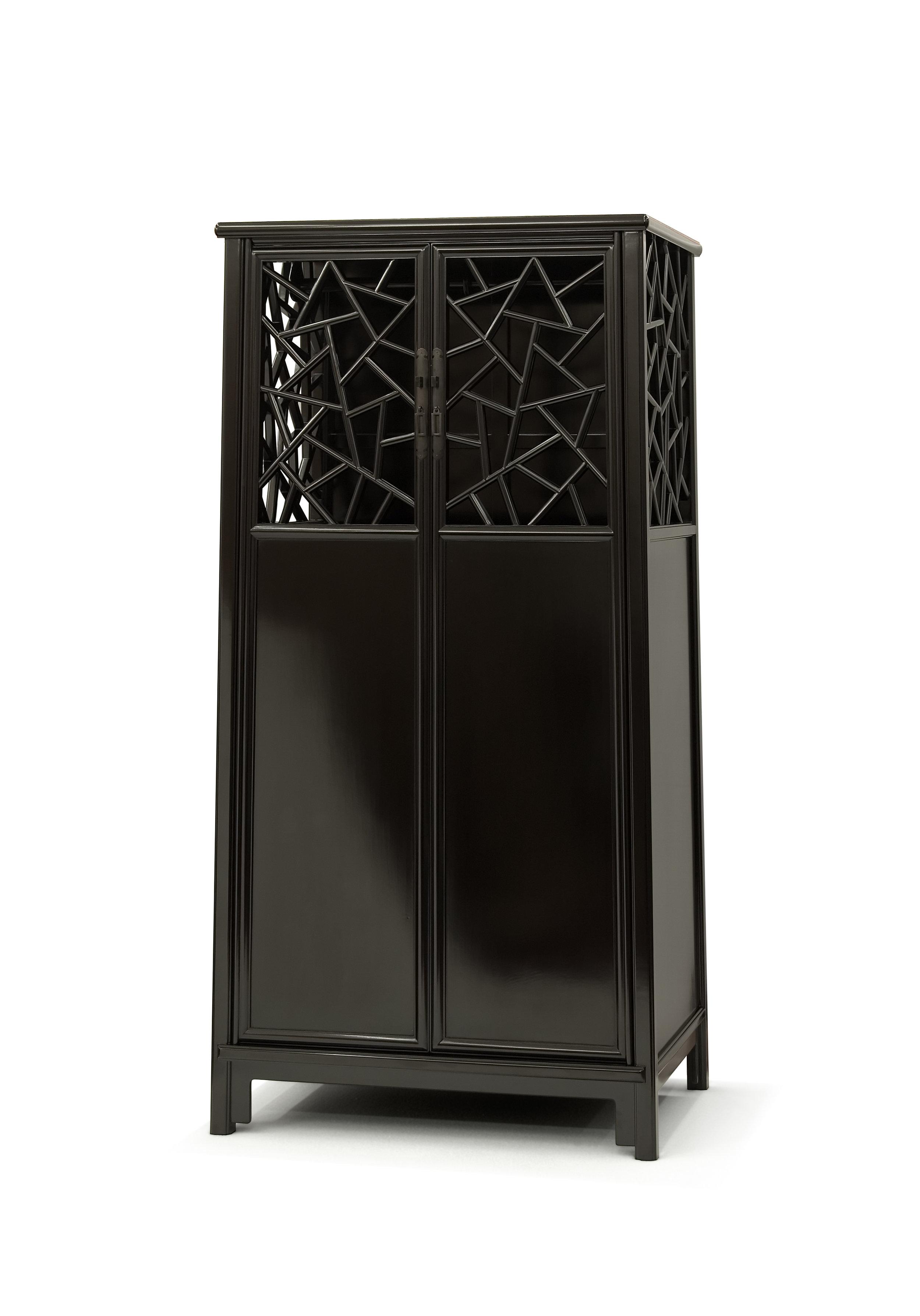 ....chinese ming style furniture | park hyatt washington : splay leg cabinet..中式明式家具 | 华盛顿柏悦酒店 :面条柜....