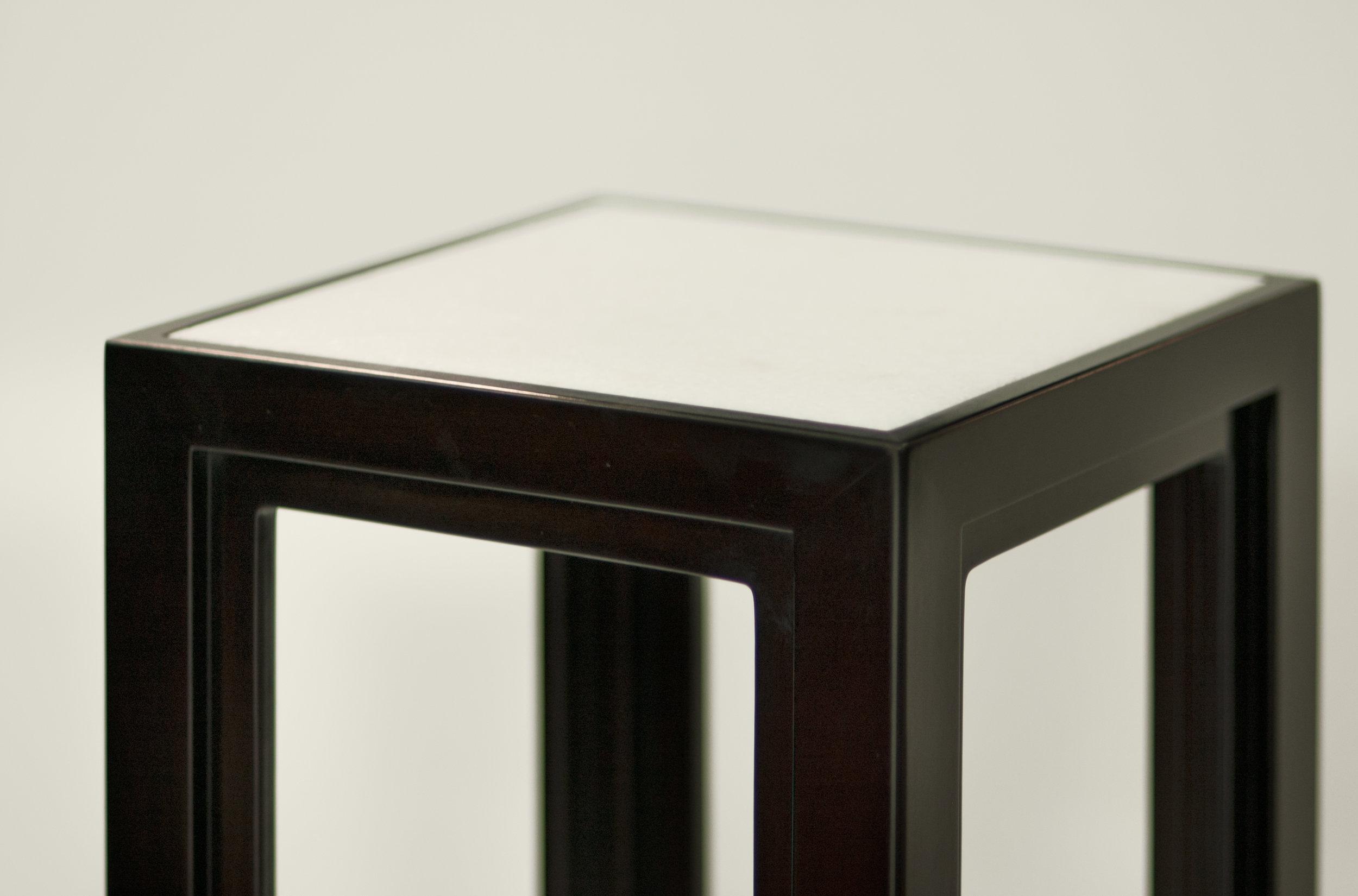 ....Bespoke Ming Style Chinese furniture : Stand..特别定制明式中式家具: 花几....