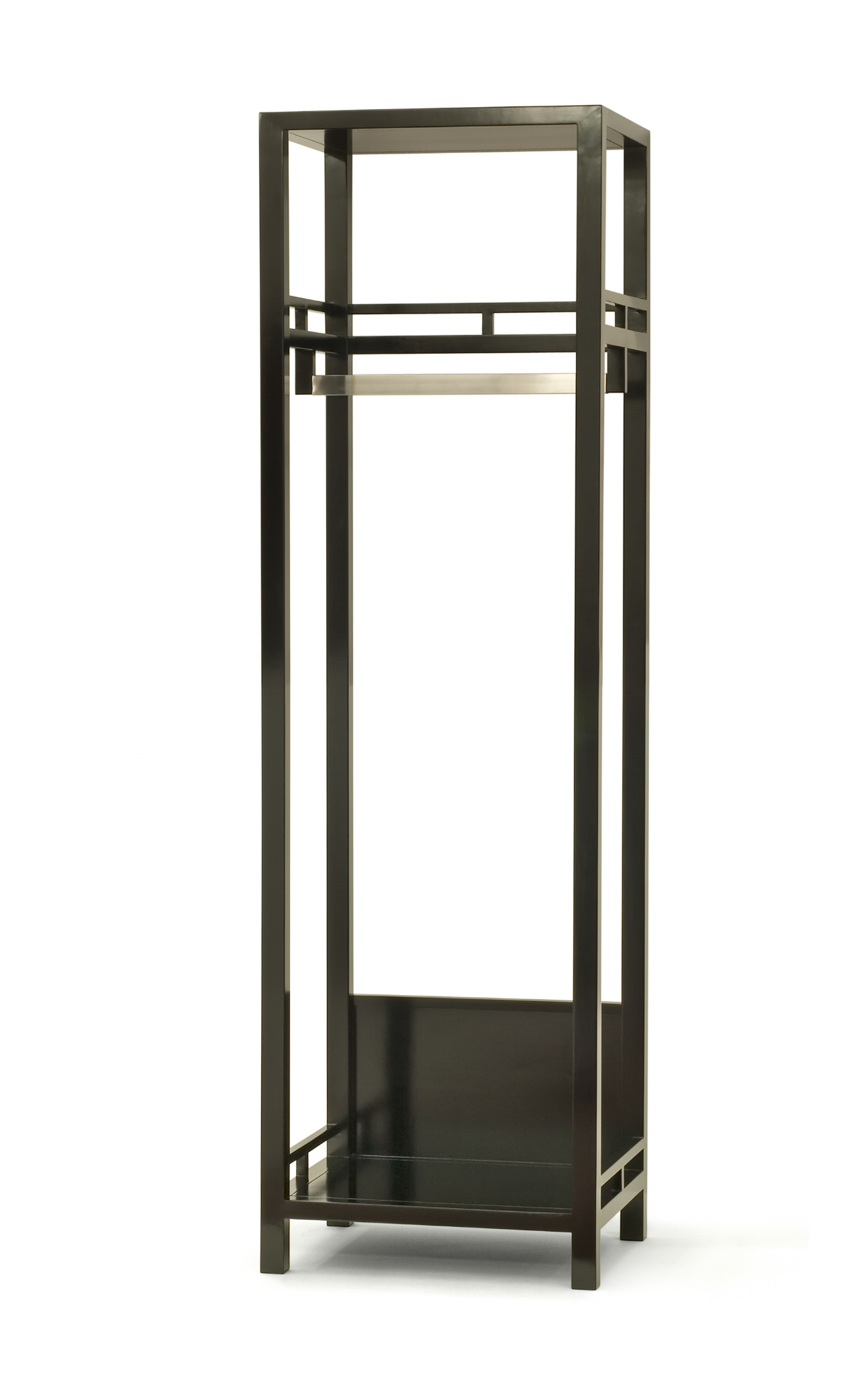 ....Bespoke Ming Style Chinese furniture : Clothes Hanging Shelf..特别定制明式中式家具: 挂衣架....